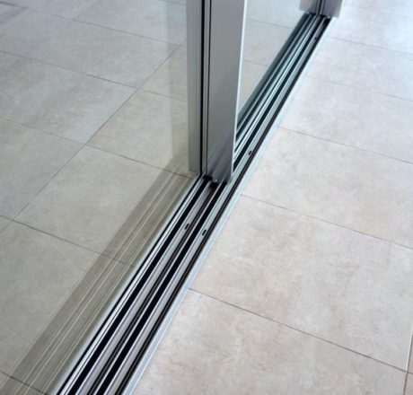 Inox rollers and sliding...